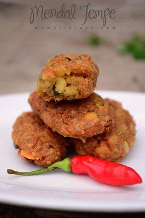 Mendol Tempe Resep Masakan Indonesia Resep Tempe Masakan Indonesia