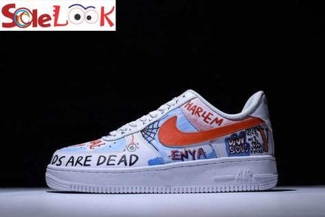 VLONE x Nike Air Force 1 Low A$AP Bari's Son Mase Custom Nike