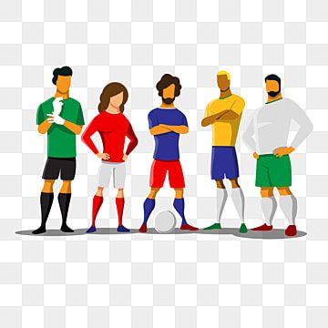 Soccer Team Icon Soccer Vector Icon Vector Png And Vector With Transparent Background For Free Download National Sports Day Soccer Banner Soccer Team