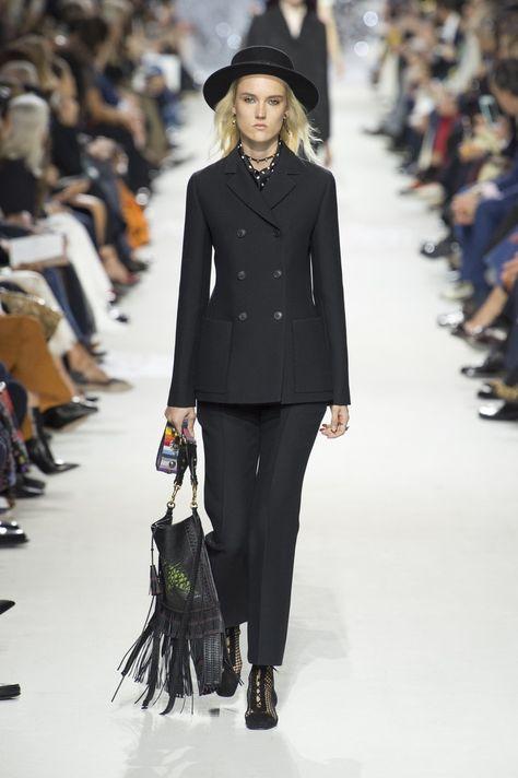 Christian Dior - Spring/Summer 2018 - Look 4