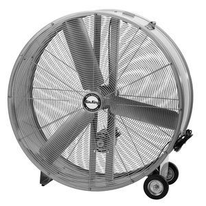 Air King 9936d Industrial Grade Belt Driven Drum Fan 36 Inch Industrial Fan Belt Drive Floor Fan