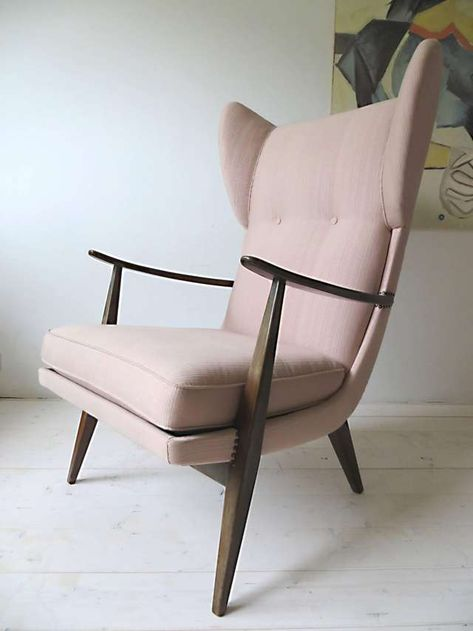 Walter Knoll Design Fauteuil.For Sale On 1stdibs This Gorgeous Organically Shape Wingback