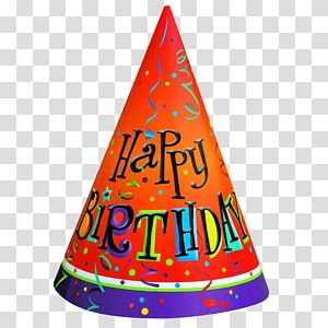Birthday Cake Party Hat Birthday Party Transparent Background Png Clipart Birthday Illustration Happy Birthday Illustration Christmas Hat Transparent