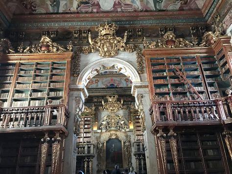 Bibliotheque De L Universite De Coimbra Avis De Voyageurs Sur
