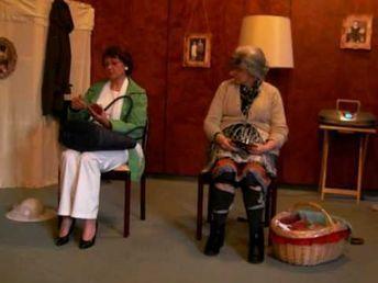 2 Damen Im Zug Sketche Zum Geburtstag Geburtstag Frauen Lustig