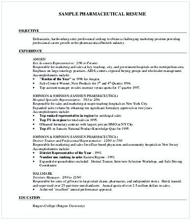 Product Manager Resume