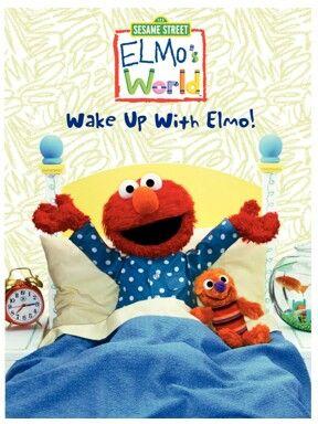 Sesame Street - Elmo's World - Wake Up With Elmo! (2002) (Sleep