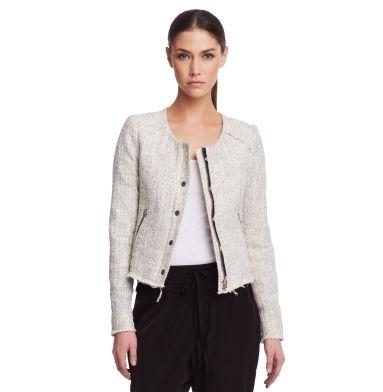 Amber Tweed Jacket - Kenneth Cole