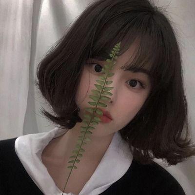 Short Hair Korean Tumblr Girl Short Hair Korean Short Hair Ulzzang Short Hair