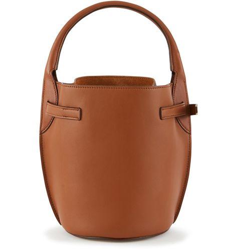 CELINE Nano Big Bag bucket bag in smooth calfskin