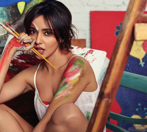 Neha Sharma FHM India September 2016 04