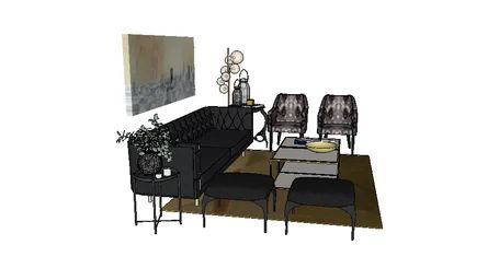 Home 3d Warehouse Home Dining Table Furniture