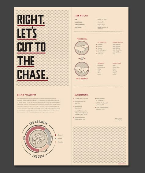 30 Great Examples Of Creative CV Resume Design Currículum - motion graphics resume