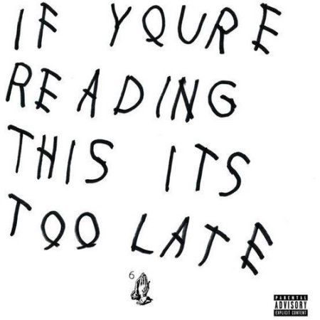 Drake dropped ifyourereadingthisitstoolate 4 years ago today, arguably his best and most popular project. With my favorite song on the album being 10 bands an absolute banger, this album is absolutely legendary drake 2015 hiphop rap Credit: me Drake Album Cover, Rap Album Covers, Best Album Covers, Travis Scott, Rap Albums, Best Albums, Big Sean, Drakes Album, Daft Punk