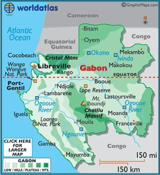Pin on Equatorial Guinea & Gabon Food, Travel and Culture Gabon On Map on bismarck archipelago on map, eastern africa on map, burkina faso on map, saint vincent and the grenadines on map, uganda on map, kingdom of bahrain on map, republic of georgia on map, botswana on map, northern rhodesia on map, mauritius on map, benelux on map, brazilia on map, people's republic of china on map, british somaliland on map, gambia on map, tasmania australia on map, west indies islands on map, german southwest africa on map, sudan on map, lesotho on map,