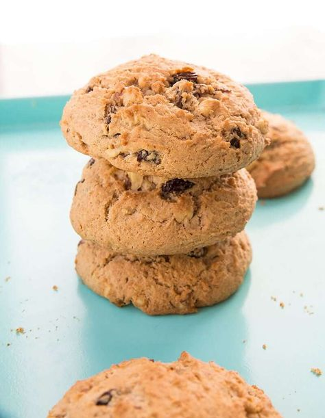 Classic Hermit Cookies The Kitchen Magpie Hermit Cookies Easy Cookie Recipes