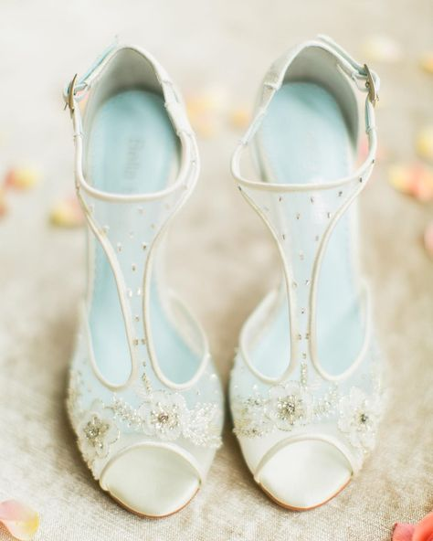 Paloma Bridal Shoes By Bella Belle Shoes Bride Shoes Wedding