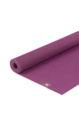 Manduka 136013310 Eko Yoga And Pilates Mat Acai 5mm 68 Click Image For More Details This Is An Affiliate Link Pilates Mat Pilates Fitness Watch Tracker