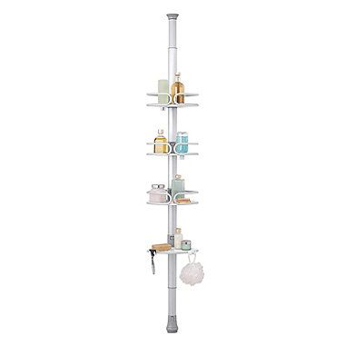 Oxo Good Grips Extendable Corner Shower Caddy From Lakeland