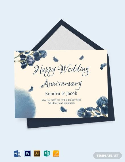 Happy Wedding Anniversary Card Template Download 1 Cards In Adobe Illustrator Adobe Photoshop Microsoft Word Microsoft Publisher Apple Pages In 2020 Wedding Anniversary Cards Happy Wedding Anniversary Cards Happy Wedding