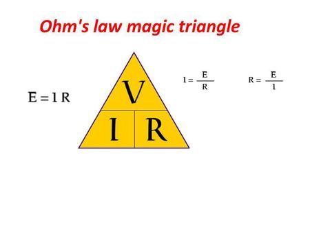 Pin By Stanzin Wangmo On Aram Ohms Law Ohms Electricity