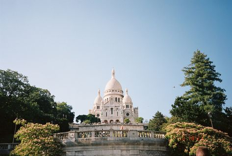 #montmartre #paris #city #travel #travelgram #france #magic #beautifuldestinations #aesthetic