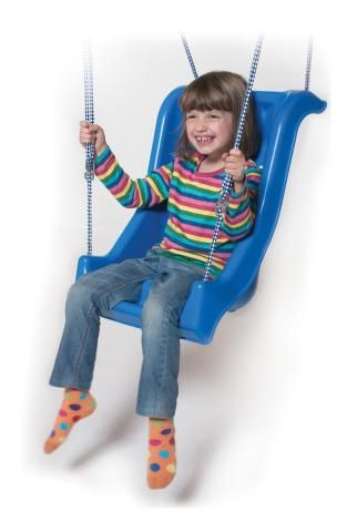 Full Support Swing Seat Child Swings Sensory Toy Tfh Usa Kids Swing Special Needs Toys Children