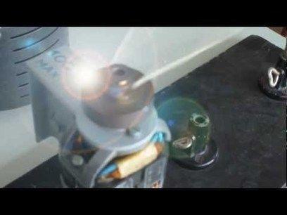 2012-03-15 - natuurkunde-les: demo-proeven gecombineerd met ICT