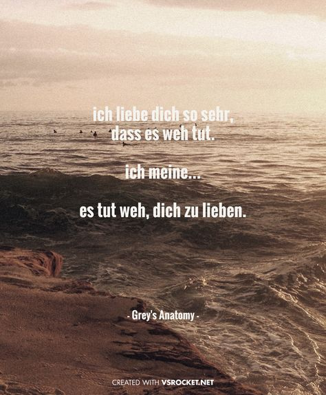 Liebe vs. Schmerz. #visualstatement #quote