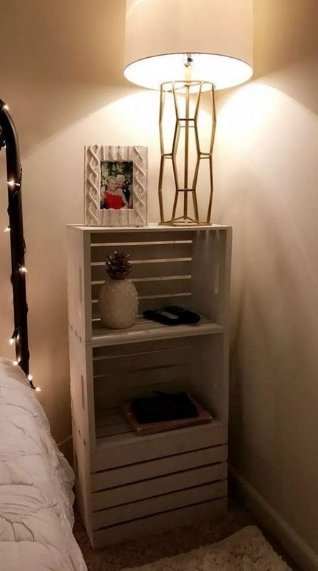 19 Jaw Dropping Furniture Made Of Crates Crate Furniture Diy Home Decor Diy Furniture Projects