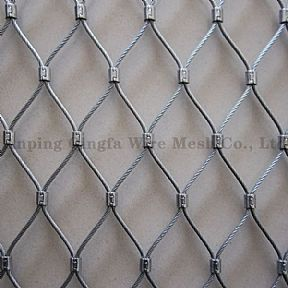 Ferrule Mesh With Images Stainless Steel Cable Mesh Wire Mesh