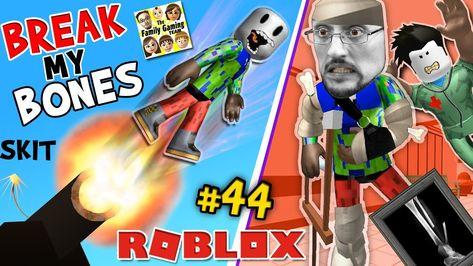 Roblox Break My Bones Please Fgteev Duddy Surgery Gameplay