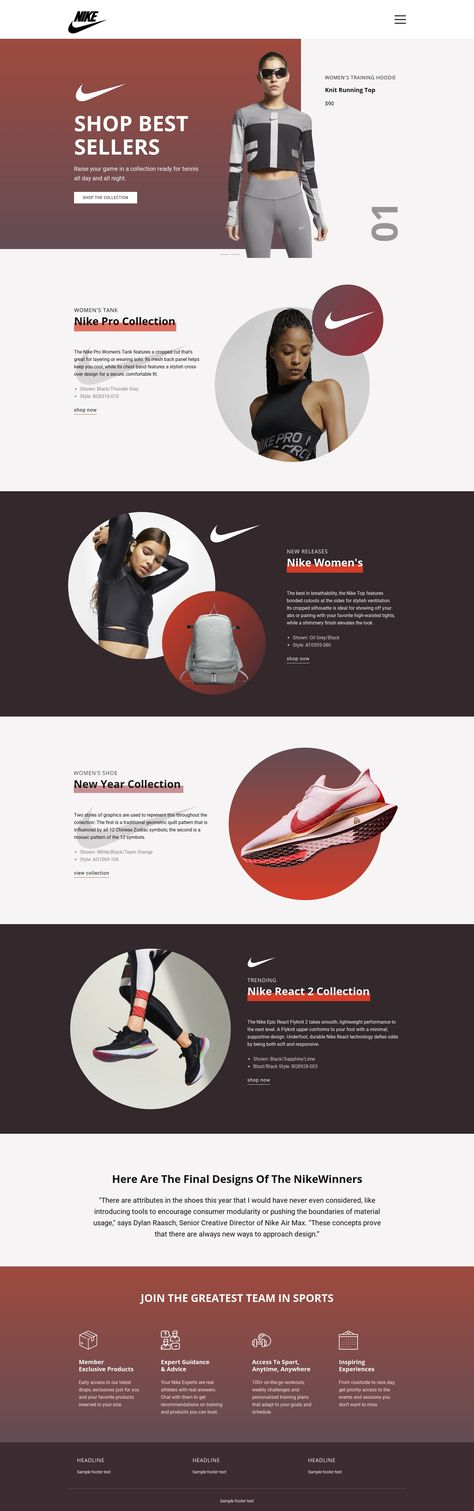 Shoe Website Custom Built With Logo and Mobile Friendly