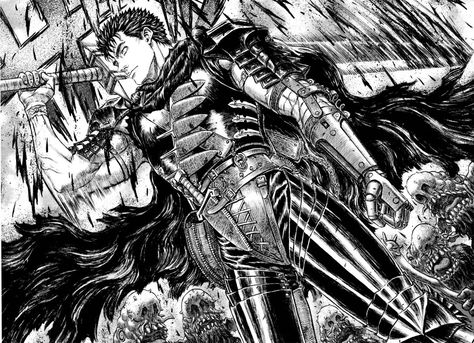 Berserk El Manga Que Tienes Que Leer Manga Xdlol Wth 2 0