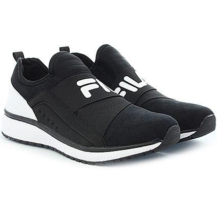FILA Herren Low Sneakers & Tennisschuhe11 schwarz