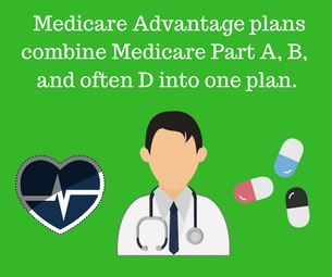 Original Medicare Vs Medicare Advantage Medicare Advantage
