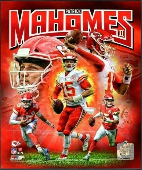 Pin By Durr Gruver On Patrick Mahomes Ii Kansas City Chiefs Kansas City Chiefs Football Kc Chiefs Football
