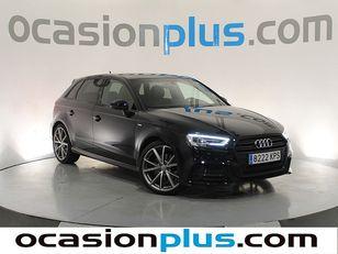 Audi A3 Black Line Ed 2 0 Tfsi S Tron Sportback Con Imagenes