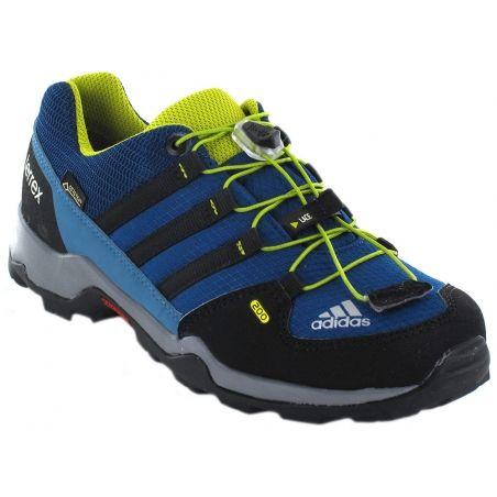 Secretario Cuota estera  Adidas Terrex Azul Gore-Tex de venta en Todo-Deporte.com al mejor precio. Zapatilla  Trekking Adidas Terrex Azu… | Zapatillas trekking, Botas de montaña,  Zapatillas