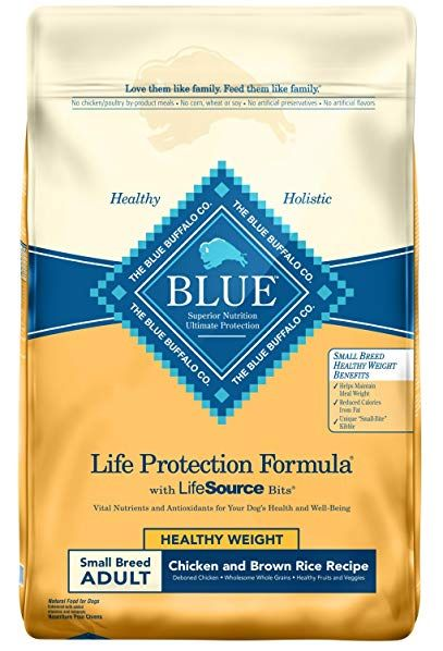 Blue Buffalo Life Protection Formula Healthy Weight Small Breed