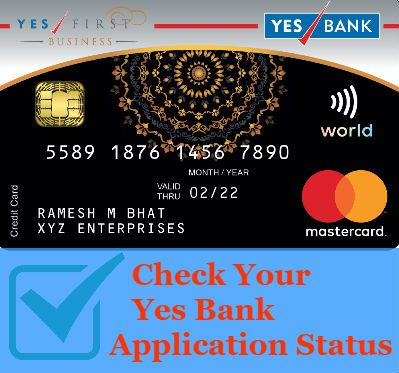 Applying For A Yes Bank Credit Card In This Post What You Need To Know Including New Credit Card Offers Steps To Che Yes Bank Credit Card Bank Credit Cards