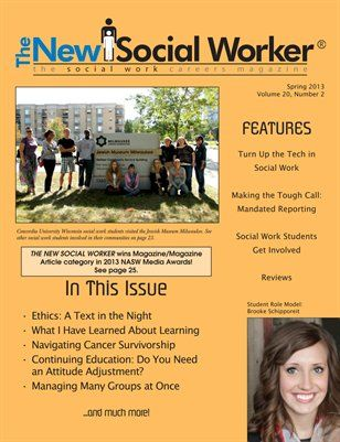 Lia Andrews, a Master of Social Work student at the USC School of - social worker resume