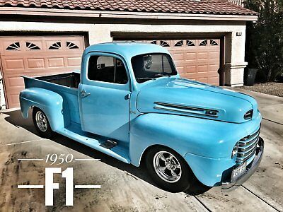Ford 1950 F1 Classic Pickup Truck Old 1950 S Trucks For Sale