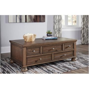 T716 20 Ashley Furniture Flynnter Cocktail Table With Storage Coffee Table Cocktail Tables Living Room Coffee Table With Storage