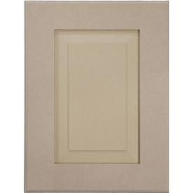 Surfaces 10 In W X 22 In H X 0 75 In D Replacement Mdf Raised