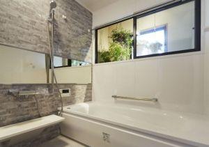 施工事例 浴室 お風呂リフォーム サイズアップを実現したバリア