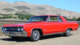 1964 Oldsmobile Jetstar 1 Sports Coupe Classic Oldsmobile Cars