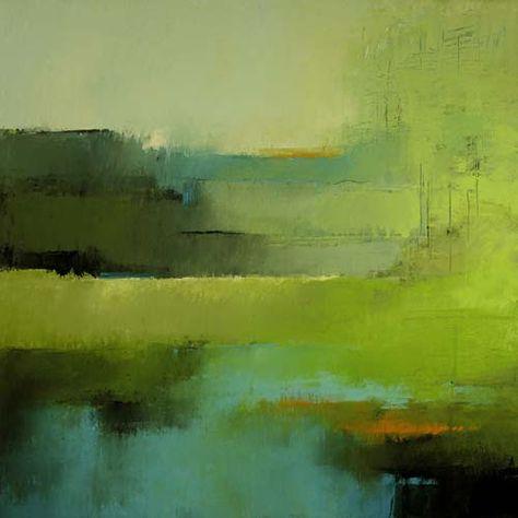 Pintura abstracta de Irma Cerese