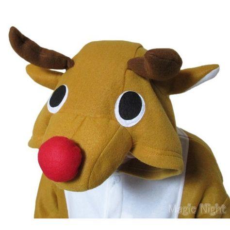 トナカイ 着ぐるみコスチューム【クリスマス となかい きぐるみ 衣装 ? #RakutenIchiba #楽天
