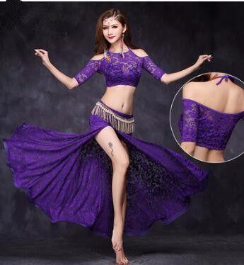 MSemis Femme Debardeur Haut Danse Ballet Belly Dance Crop Tops Danse du Ventre Camisole Strass Brillant V/êtements de Danse Performance XS-XL